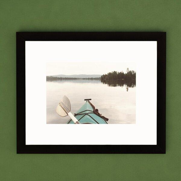 Kayak Dreams Framed Photographic Print by Loon Peak