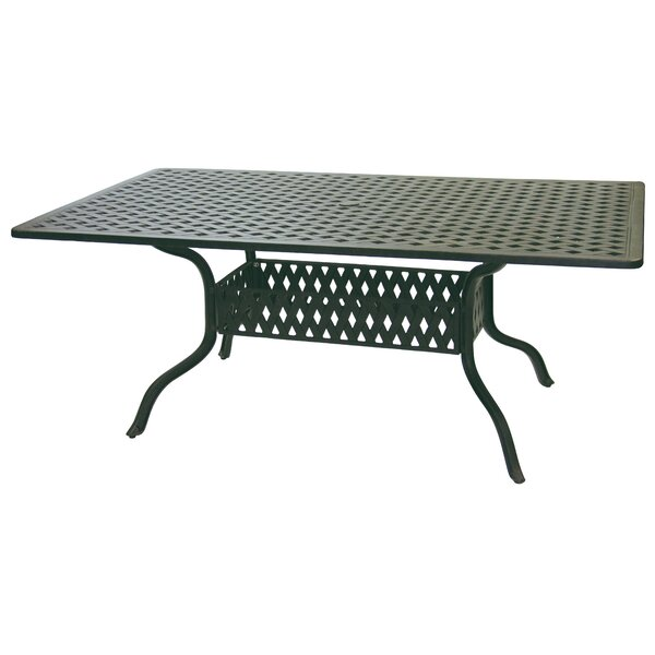 Mckinney Traditional Rectangle Dining Table by Astoria Grand