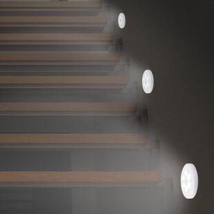 Motion sensor ceiling light wayfair led motion sensor night light mozeypictures Images