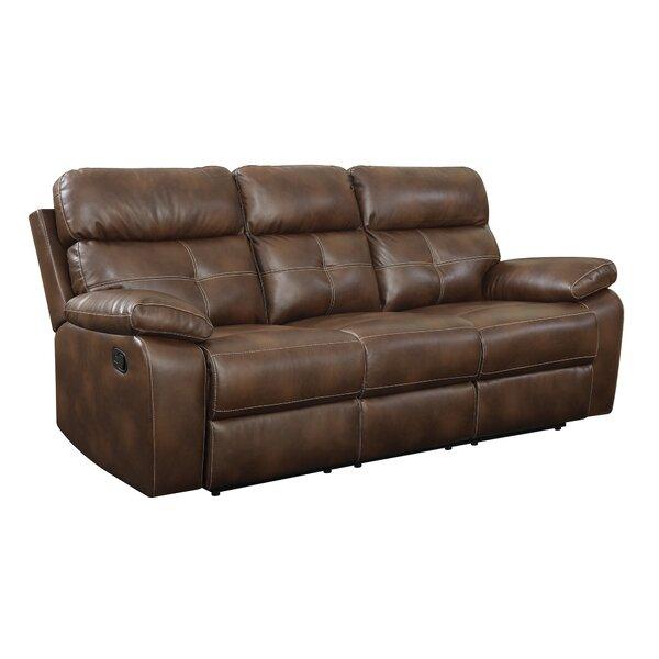 Bismarck Reclining Sofa By Red Barrel Studio