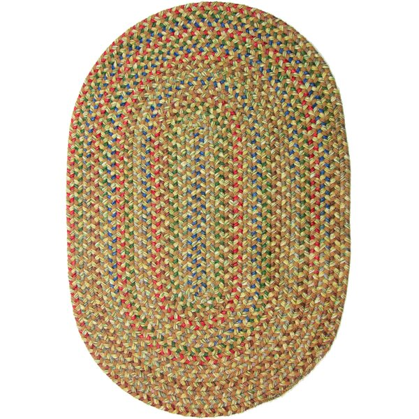 Camel Indoor/Outdoor Area Rug by The Conestoga Trading Co.