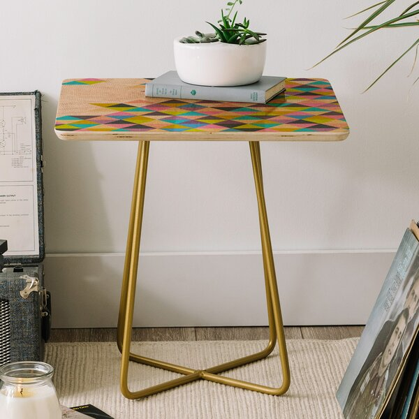 Bianca Completely Incomplete End Table by East Urban Home