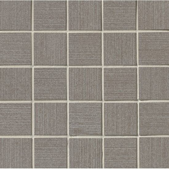 Weston 2 x 2 Porcelain Mosaic Tile in Brown by Grayson Martin
