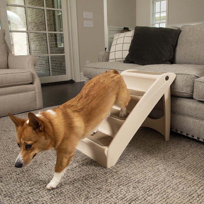 NEW Solvit PupSTEP Plus Pet Stairs FREE SHIPPING