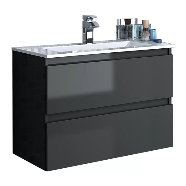 lowest price d9a58 5a774 Vanity Units - Bathroom Units & Sink Cabinets | Wayfair.co.uk