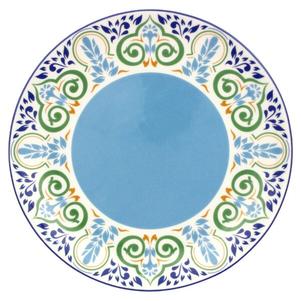 Algarve 8 Salad Plate (Set of 4) by R Squared