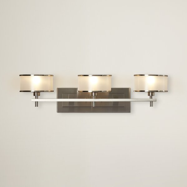 Millerton 3-Light Vanity Light by Darby Home Co
