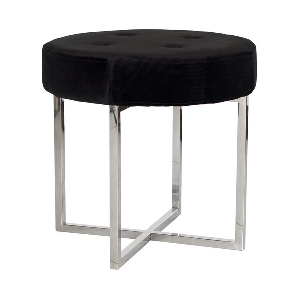 Vanity Stool by Worlds Away