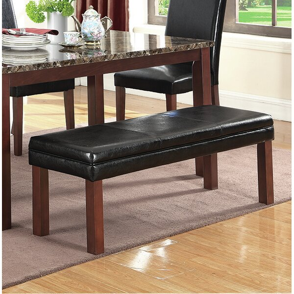 Rheems Upholstered Bench by Darby Home Co