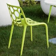 Hero Patio Dining Chair by Connubia