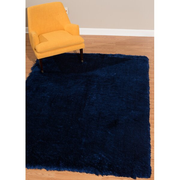 Kreutzer Navy Area Rug by Latitude Run