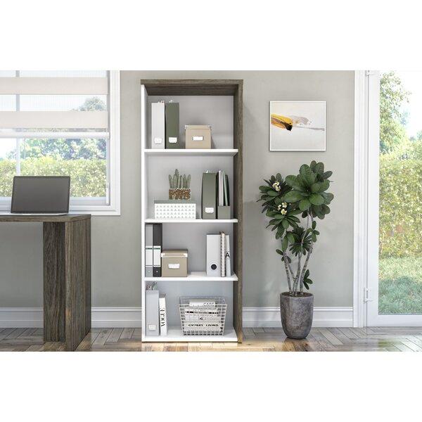 Kiawah Standard Bookcase By Ebern Designs