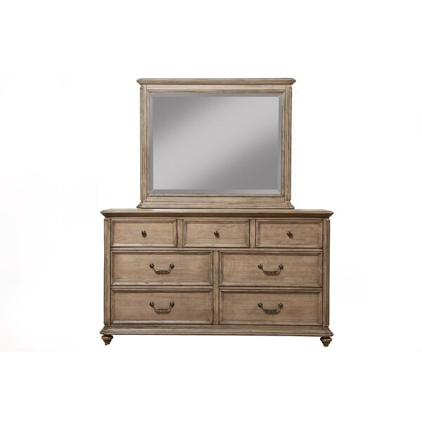 Joutel 7 Drawer Dresser by One Allium Way