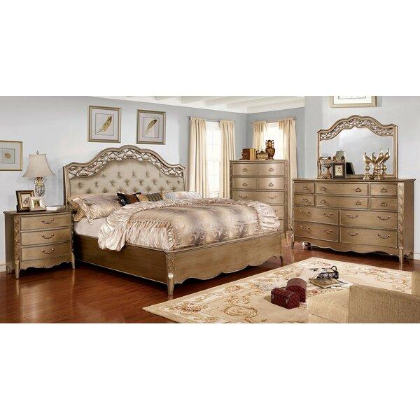 Emmalee Standard Bed by Rosdorf Park