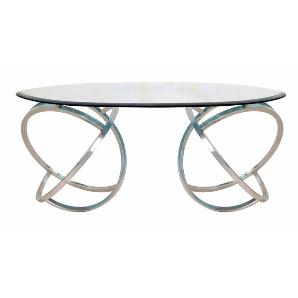 Charelyn Coffee Table by Wildon Home ®