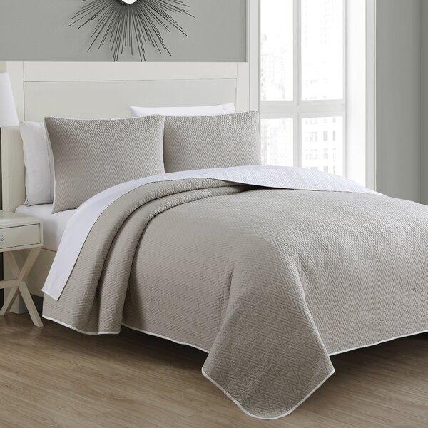 Mahesh Reversible Quilt Set by Gracie Oaks