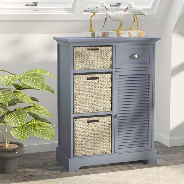 Fleming Storage 1 Door Accent Cabinet by Beachcrest Home Beachcrest Home