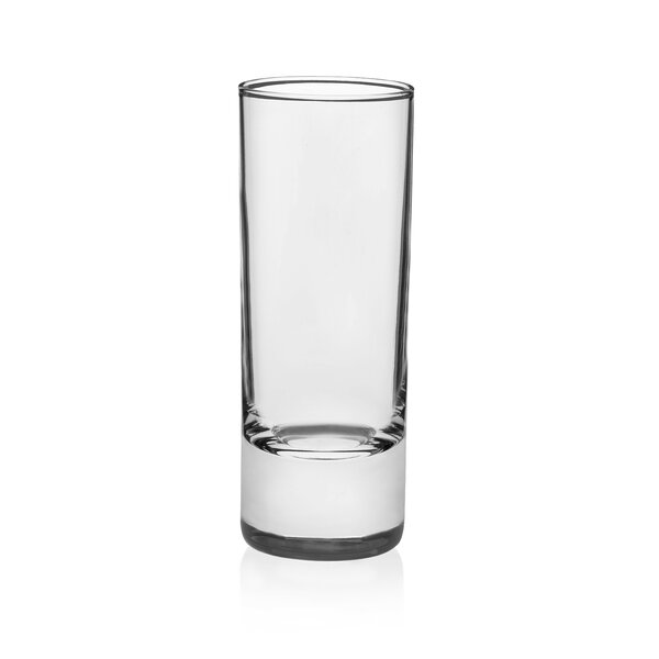 Signature Stinson 3 oz. Glass Shot Glass (Set of 6) by Libbey
