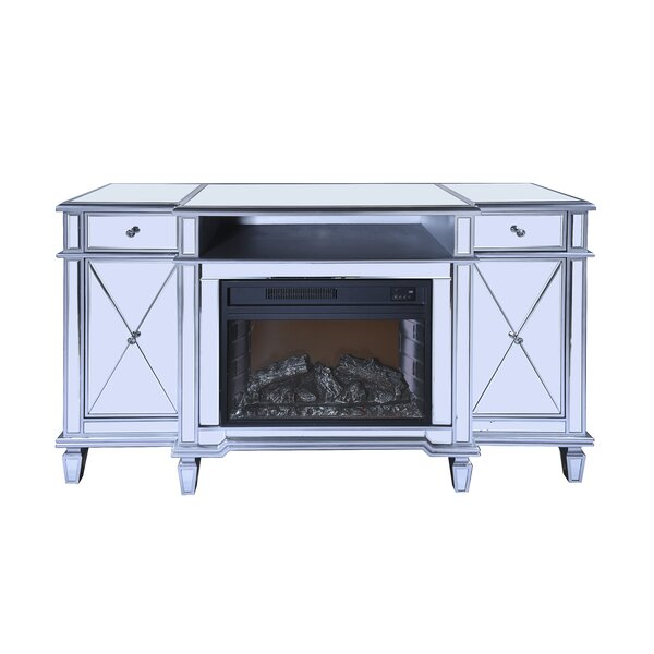 Milliken Electric Fireplace By Everly Quinn
