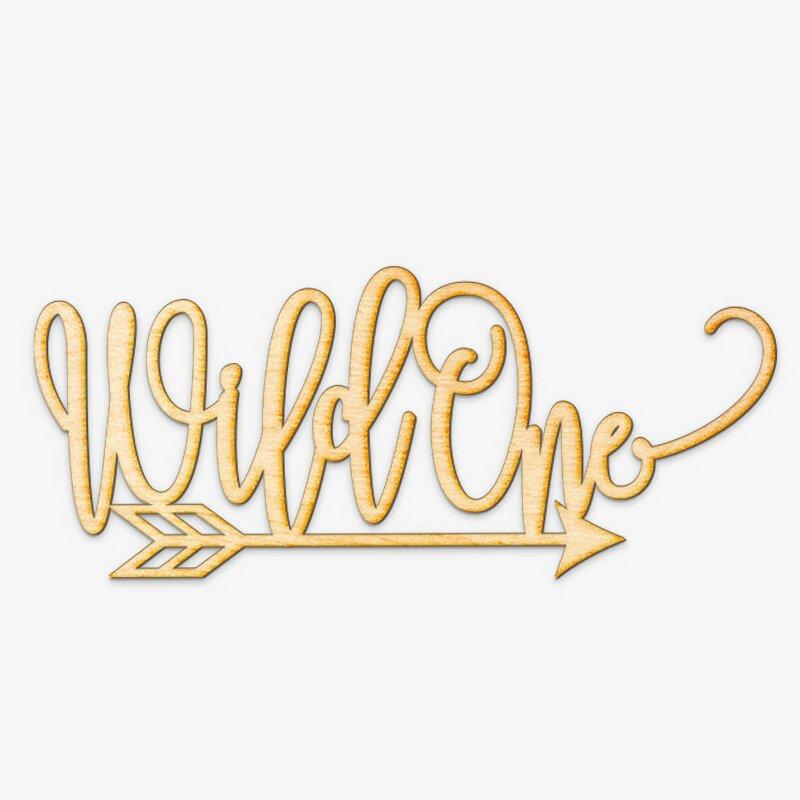 Ebern Designs Wild One Arrow Wall Décor | Wayfair