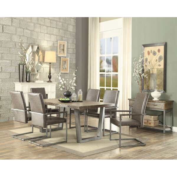 Polster Dining Table by Union Rustic