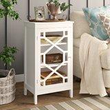 Fetti 1 Door Accent Cabinet by Birch Lane™ Heritage