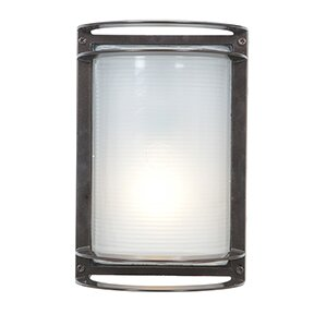 Best Choices Dedeaux 1-Light Outdoor Flush Mount By Ivy Bronx