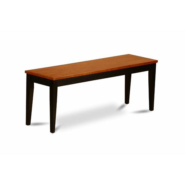 Parfait Wood Bench by Wooden Importers