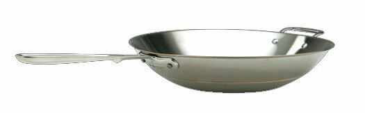 Copper Core 14 Open Stir Fry Pan by All-Clad