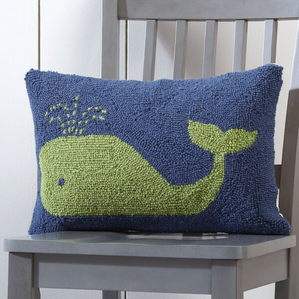 Spout Time Hooked Pillow by Birch Lane Kids™