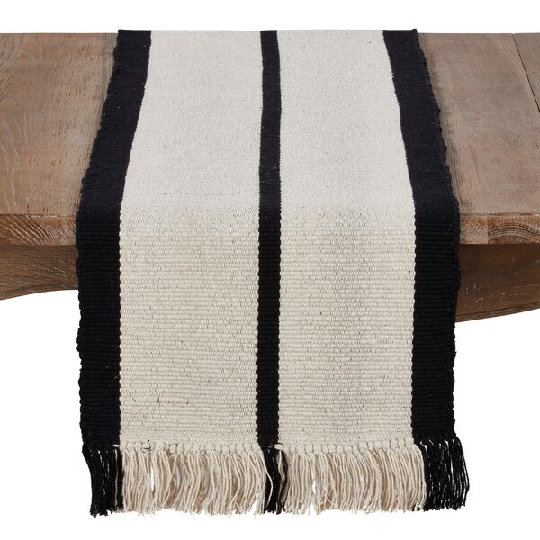 Finola Heavy Table Runner by Gracie Oaks