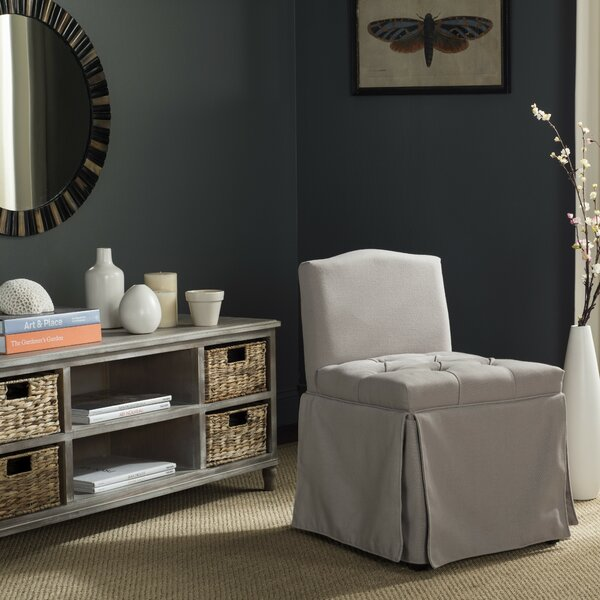 Pamphile Upholstered Dining Chair by One Allium Way