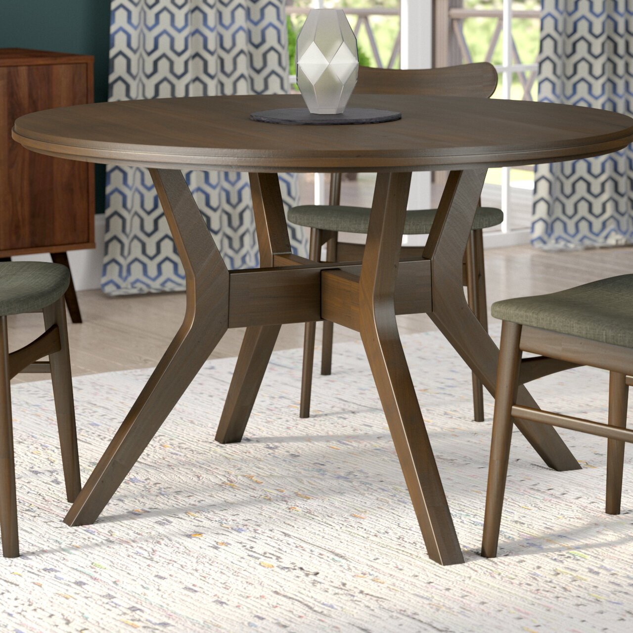 Pendergrass Round Dining Table
