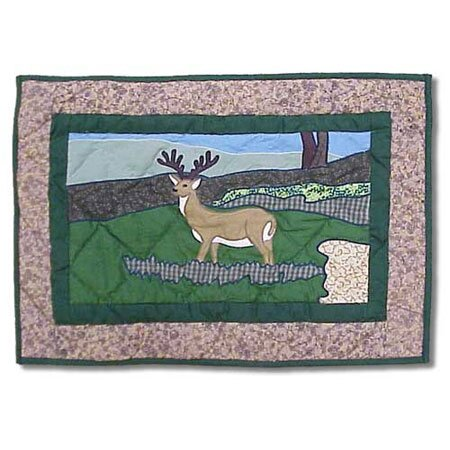 Wilderness Placemat (Set of 4) by Patch Magic