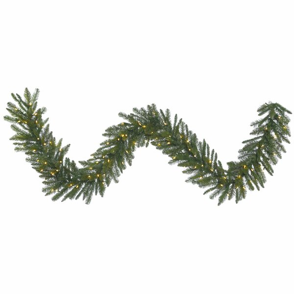 Spruce Artificial Christmas Garland by The Holiday Aisle