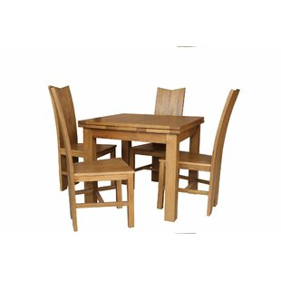 Baxley 5 Piece Dining Set ByFoundry Select