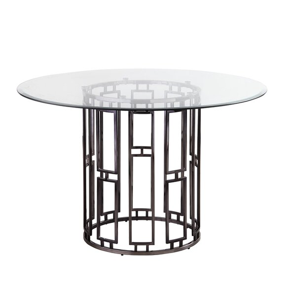 Scaife Dining Table by World Menagerie