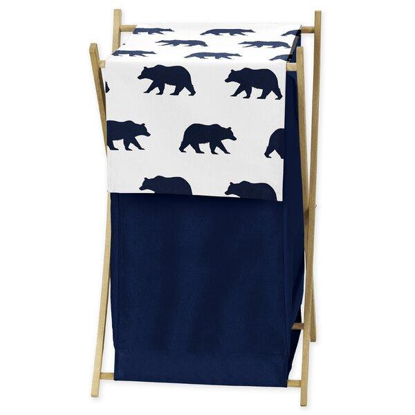 Big Bear Laundry Hamper by Sweet Jojo Designs