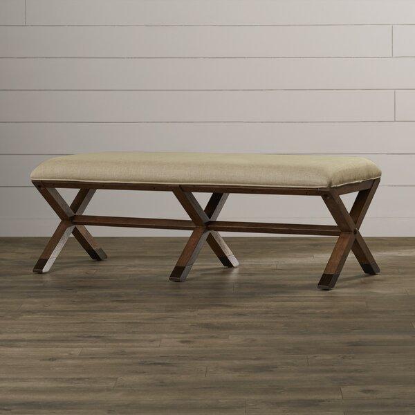 Marshall Upholstered Bench by Birch Lane™