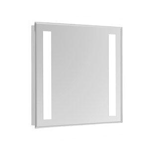 Reviews Electric Bathroom/Vanity Mirror ByLatitude Run