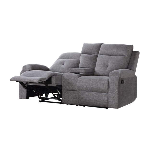 Rolfe Reclining Loveseat by Red Barrel Studio