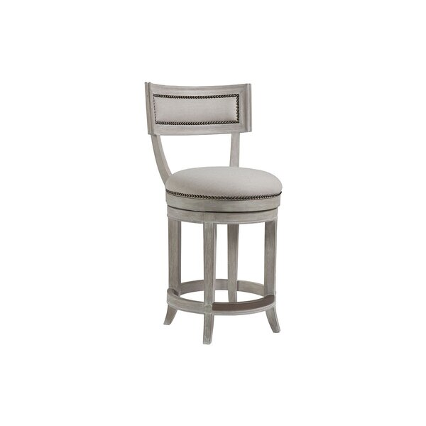 Cohesion Program 24 Swivel Bar Stool by Artistica Home