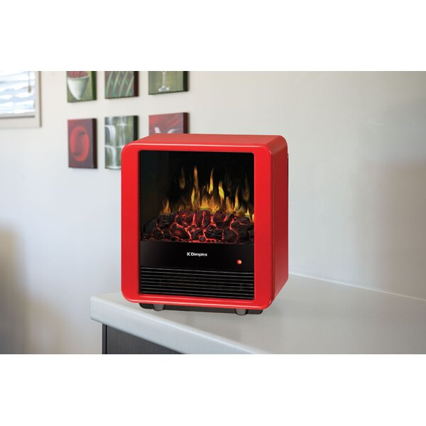 Mini Cube 400 sq. ft. Vent Free Electric Stove by Dimplex