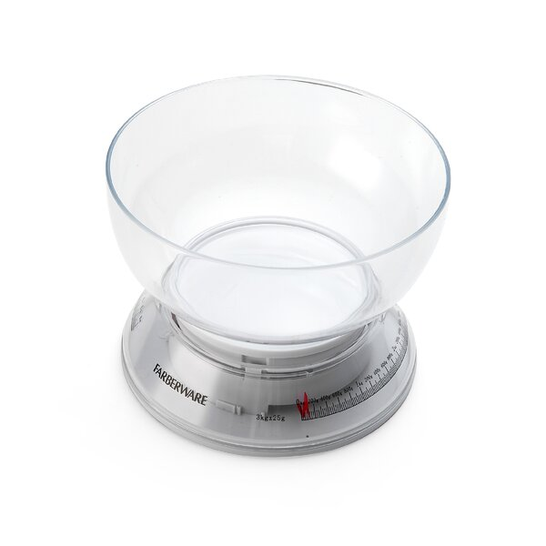 Mechanical Kitchen Scale by Farberware
