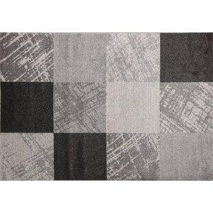 Harwich Gray/Beige Area Rug by Ebern Designs