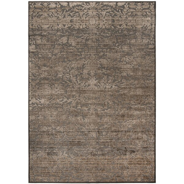 Martha Stewart Heritage Bloom Brown Area Rug by Martha Stewart Rugs