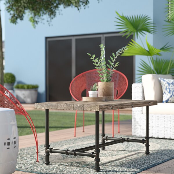 Rogers Coffee Table by Mistana