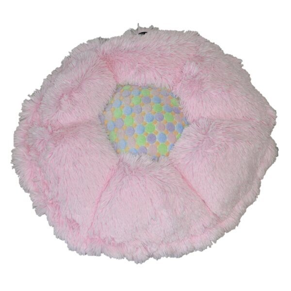 Cuddle Pod Bubble Gum Bolster by Bessie and Barnie