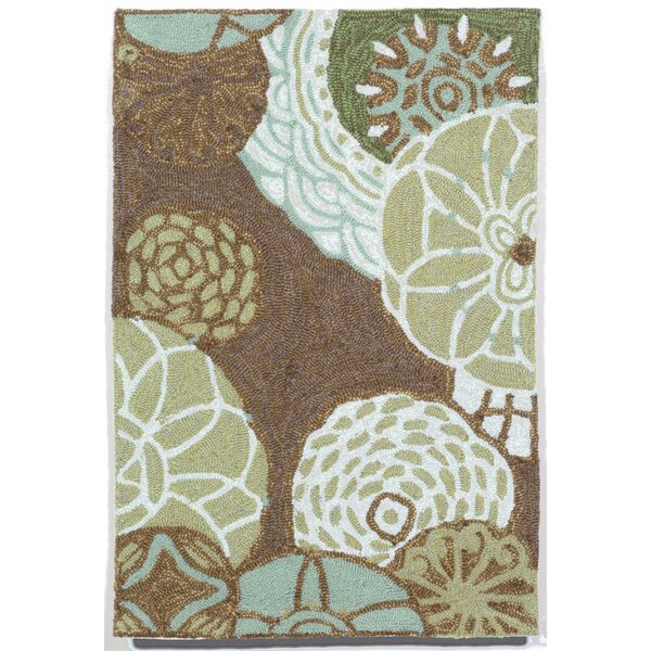 Derby Driftwood Outdoor Area Rug by Ebern Designs