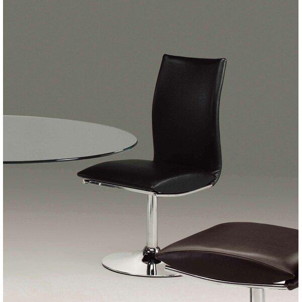 Rupp Swivel Side Chair by Orren Ellis